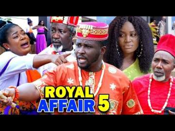 Nollywood Movie: Royal Affairs (2020) (Part 5 & 6)