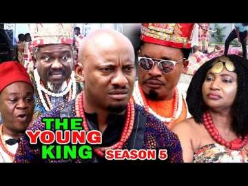 Nollywood Movie: The Young King (2020) (Part 5 & 6)