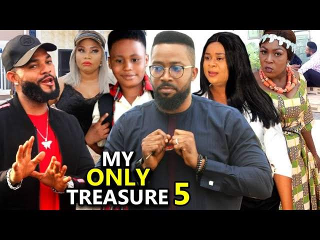Nollywood Movie: My Only Treasure (2020) (Part 5 & 6)