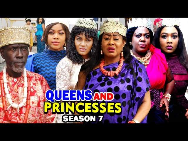 Nollywood Movie: Queens and Princesses (2020) (Part 7 & 8)