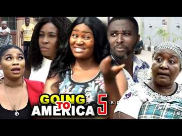 Nollywood Movie: Going To America (2020) (Part 5 & 6)