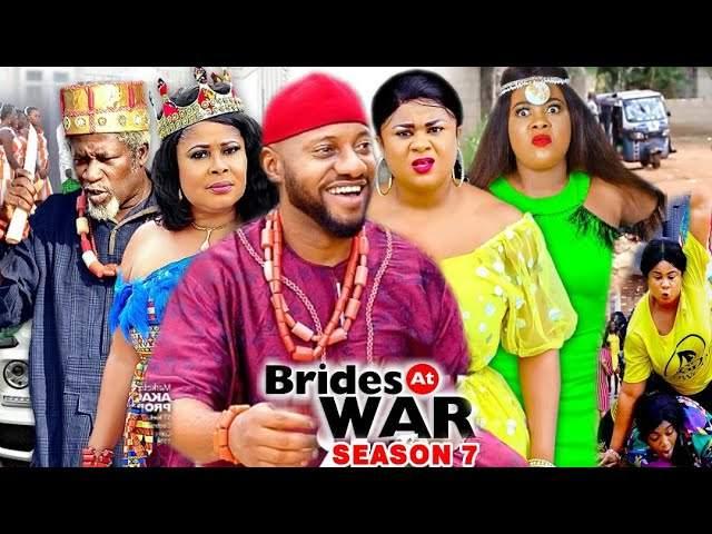 Nollywood Movie: Brides at War (2020) (Part 7 & 8)