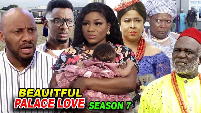 Nollywood Movie: Beautiful Palace Love (2020) (Part 7 & 8)