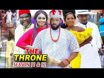 Nollywood Movie: The Throne (2020) (Part 11 & 12)