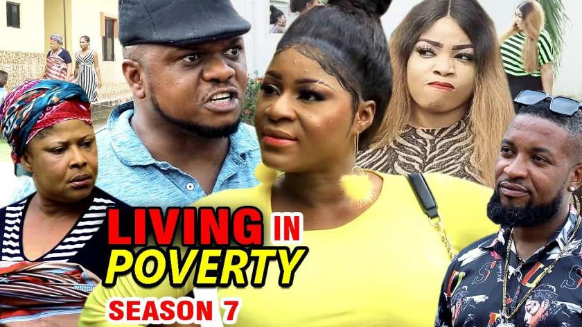Nollywood Movie: Living in Poverty (2020) (Part 7 & 8)