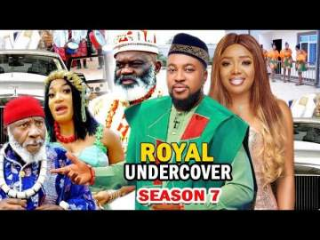 Nollywood Movie: Royal Undercover (2021) (Part 7 & 8)