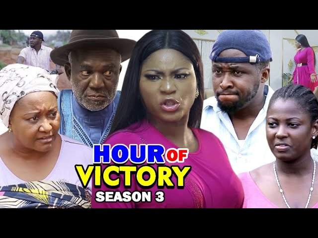 Nollywood Movie: Hour of Victory (2020) (Part 3 & 4)