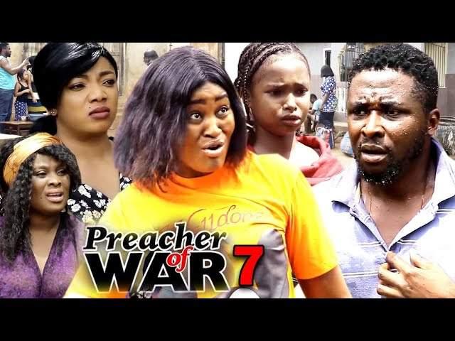 Nollywood Movie: Preacher War (2020) (Part 7 & 8)