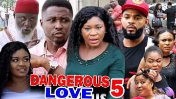 Nollywood Movie: Dangerous Love (2020) (Part 5 & 6)