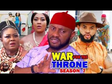 Nollywood Movie: War for the Throne (2021) (Part 7 & 8)