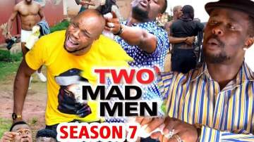 Nollywood Movie: Two Mad Men (2020) (Parts 7 - 9)