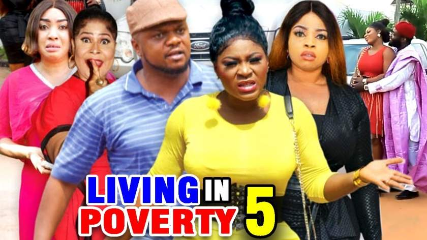 Nollywood Movie: Living in Poverty (2020) (Part 5 & 6)