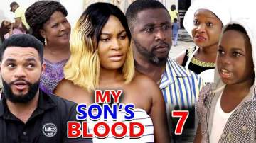 Nollywood Movie: My Son's Blood (2020) (Part 7 & 8)
