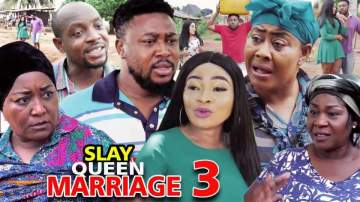 Nollywood Movie: Slay Queen Mariage (2020) (Part 3 & 4)
