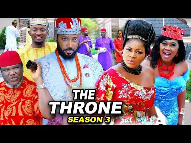 Nollywood Movie: The Throne (2020) (Part 3 & 4)