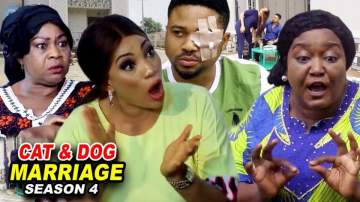 Nollywood Movie: Cat & Dog Marriage (2020) (Part 3 & 4)