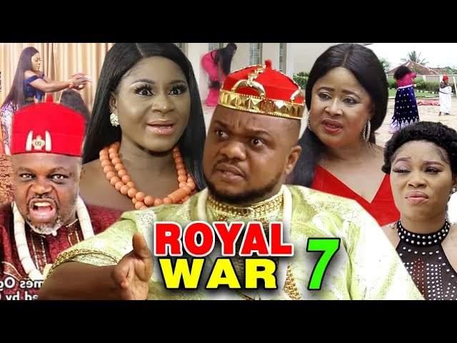 Nollywood Movie: Royal War (2020) (Part 7 & 8)