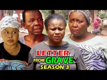 Nollywood Movie: Letter from the Grave (2021) (Part 3 & 4)