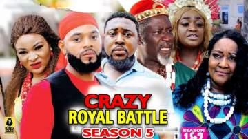 Nollywood Movie: Crazy Royal Battle (2020) (Part 5 & 6)