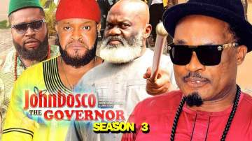 Nollywood Movie: JohnBosco The Governor (2019) (Parts 3 & 4)