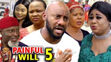 Nollywood Movie: Painful Will (2020) (Part 5 & 6)