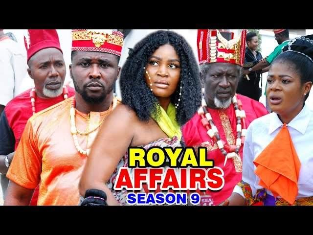 Nollywood Movie: Royal Affairs (2020) (Part 9 & 10)