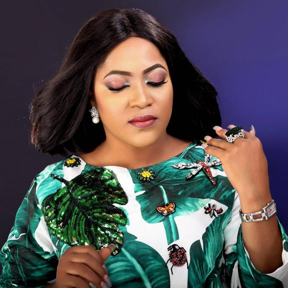 Nollywood Actress, Grace Amah, Celebrates Birthday With Lovely Pictures