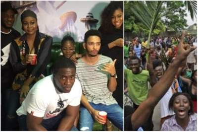 #BBNaija: Nigerians Protest Evicted Housemates' Return to Big Brother House