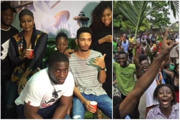 BBNaija Nigerians Protest Evicted Housemates Return To Big Brother House Lailasnews