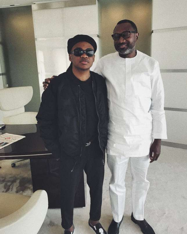 I Didn%E2%80%99t Sing To Get Money From Femi Otedola Dice Ailes Lailasnews