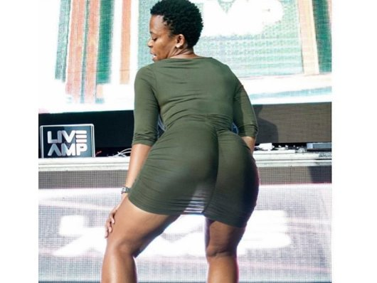 Zambia Deports Pantless South African Dancer Zodwa Wabantu Lailasnews