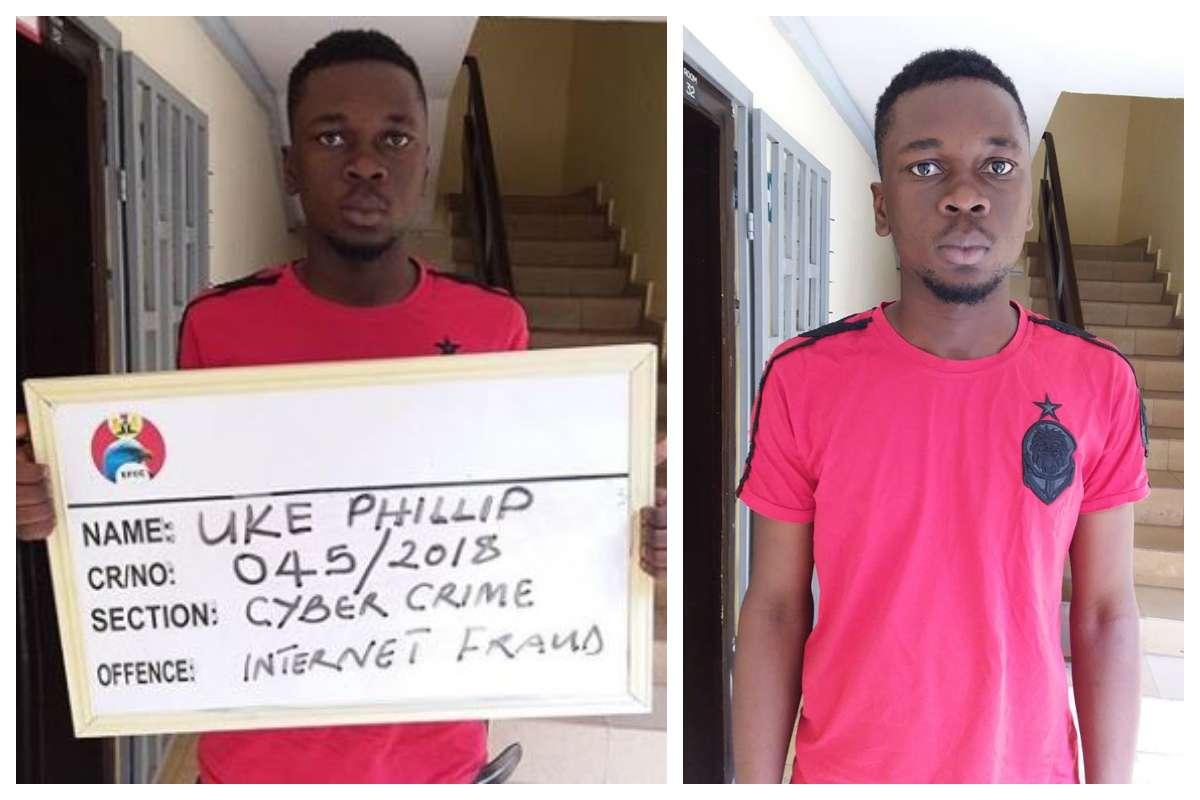 Yahoo Boy Sent To Prison For N150k Fraud Lailasnews