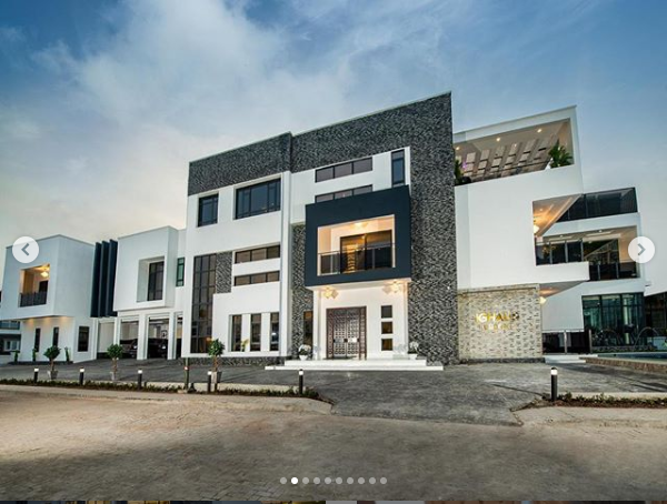 Odion Ighalos New Multi Million Naira Mansion In Lekk Lailasnews 4
