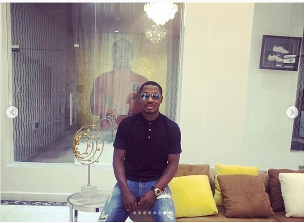 Odion Ighalos New Multi Million Naira Mansion In Lekk Lailasnews 6