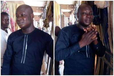 Man caught trying to buy goods with fake alert in Lagos