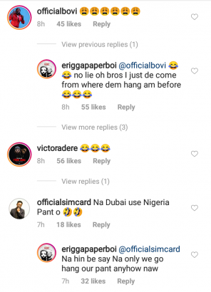 Celebrities React To Eriggas Video On Nigerias Pant Being Used For Rituals Lailasnews 2