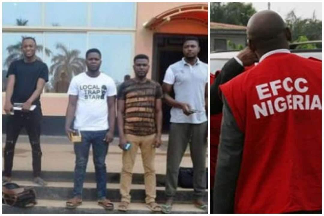 EFCC Arrests 8 Internet Fraudsters In Ibadan Lailasnews