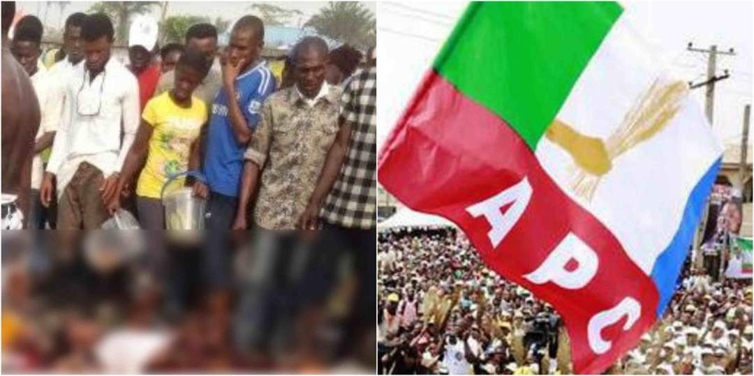 Many Killed In Stampede At APC Rally In Port Harcourt Lailasnews 4