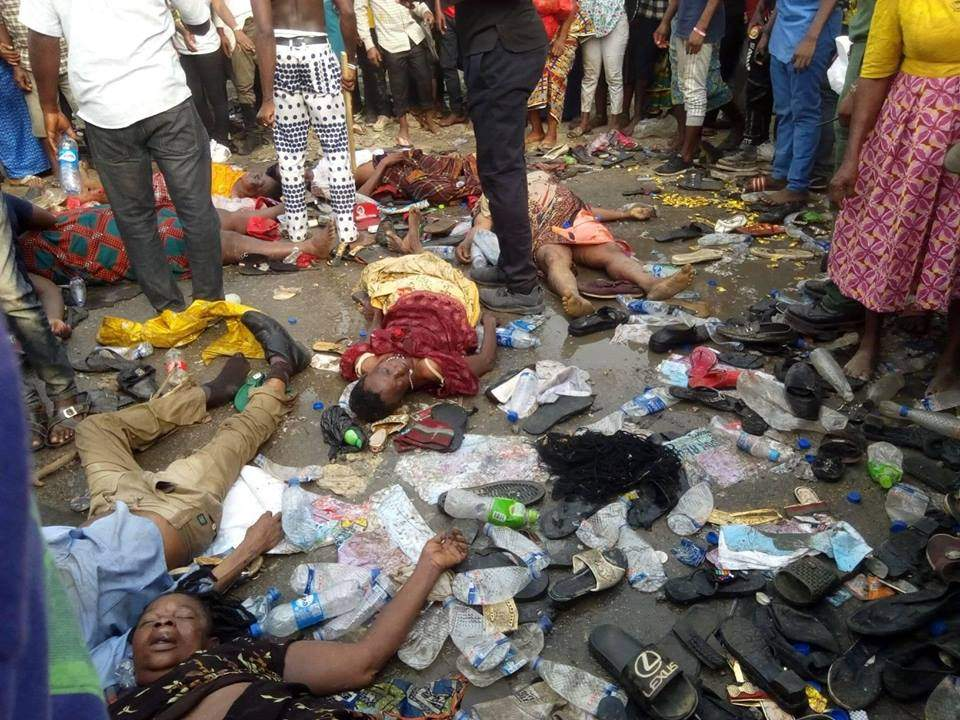 Many Killed In Stampede At APC Rally In Port Harcourt Lailasnews