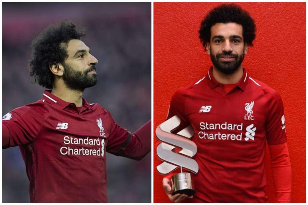 Mo Salah Shaves Off Trademark Beard See New Look Photo Lailasnews