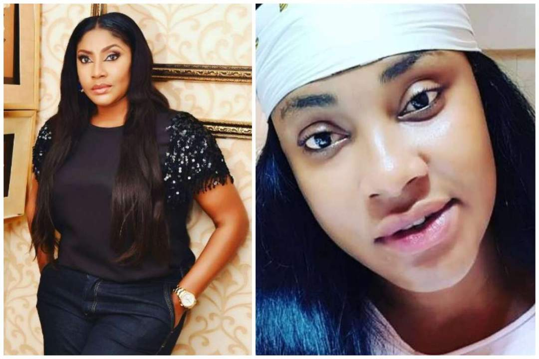 Dont Forget Yourself While Building A Man Angela Okorie To Ladies Lailasnews