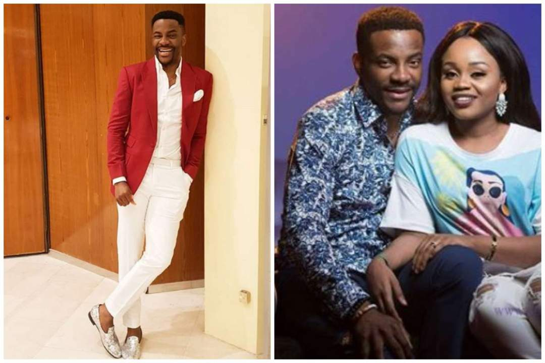 Ebuka And Wife Cynthia Welcome Second Child Lailasnews