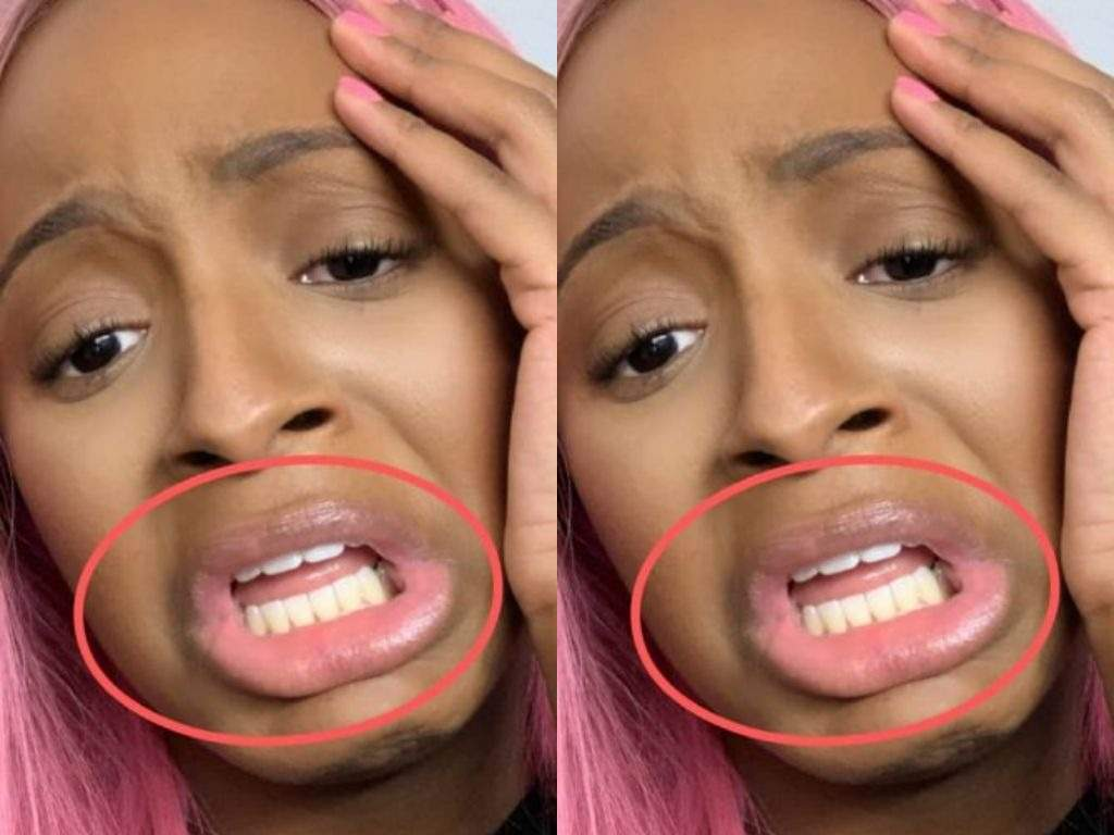 DJ Cuppy Shaded Advised To Go For Teeth Whitening