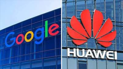 Google blocks Huawei from accessing Android