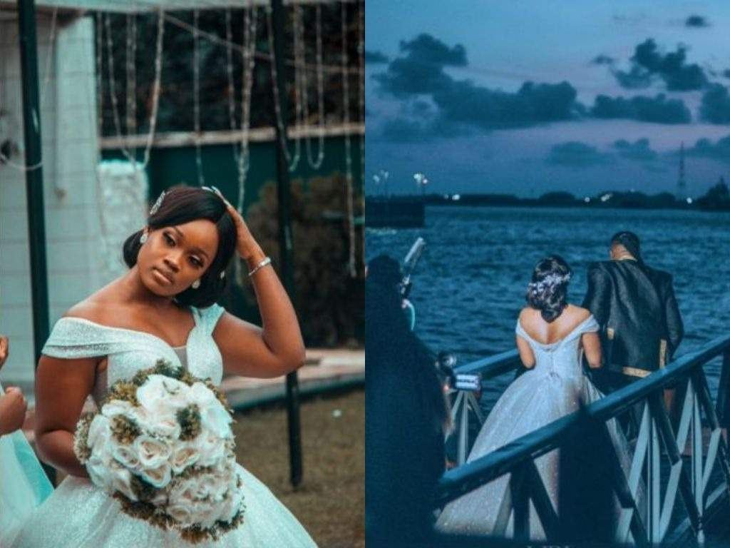 Cee C And Peruzzi Send Lovely Message To Each Other