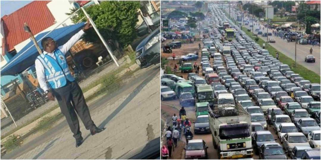 Solution to traffic in Lagos - Alibaba shares 'perfect' idea