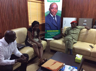 Please Pay Siasia His 5 Months Salaries - Dalung Begs NFF