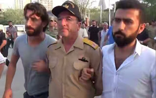 General Who Led Turkish Coup Charged With Treason As Eight Of His Fellow Plotters Flee