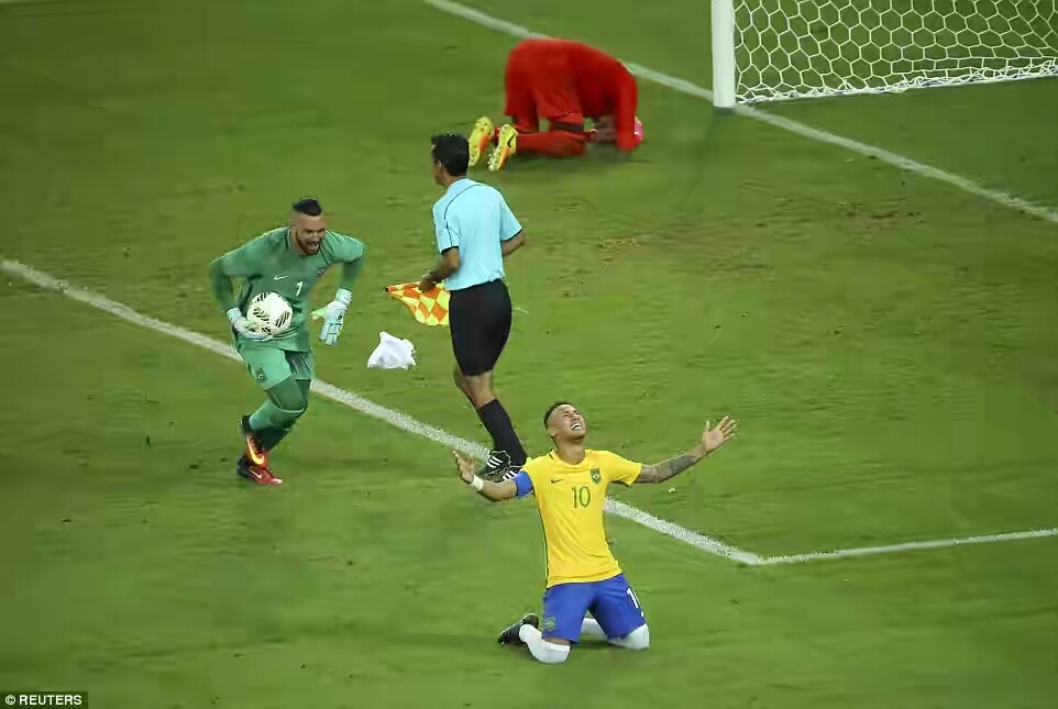 Brazil Defeats Germany In Penalties, Wins First Olympic Football Gold