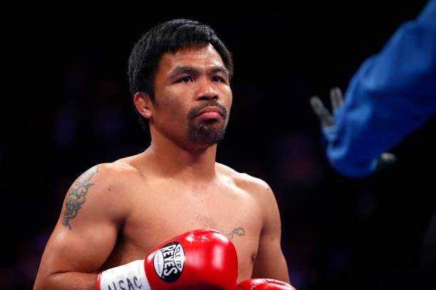 Manny Pacquiao Gets Ready For The Start Of His Wba Welterweight Title Picture Id1163293092?k=6&m=1163293092&s=&w=0&h=_ggyutVvDrJnusAJRRPURWwtnybaqo6MLKPC8Nvj1EU=